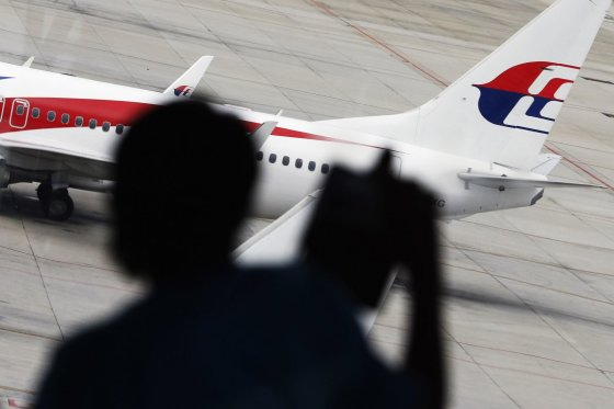"""""""Reuters""""/""""Scanpix"""" nuotr./""""Malaysia Airlines"""" orlaivis"""