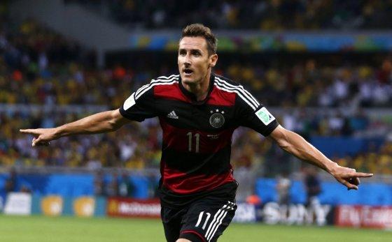 """""""Reuters""""/""""Scanpix"""" nuotr./Miroslavas Klose"""