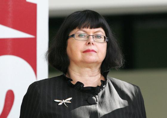 Tomo Urbelionio/BFL nuotr./Premjero patarėja Jūratė Juozaitienė