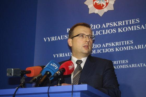 Tomo Markelevičiaus nuotr./Mindaugas Ambraziūnas