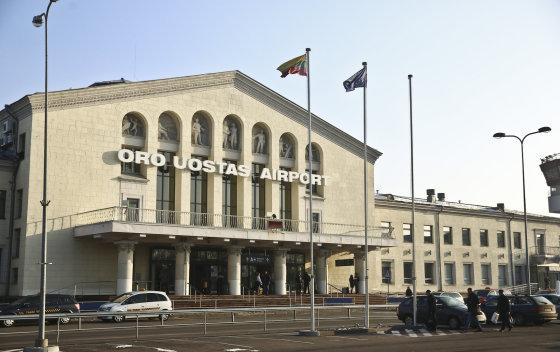 Luko Balandžio/Žmonės.lt nuotr./Vilniaus oro uostas