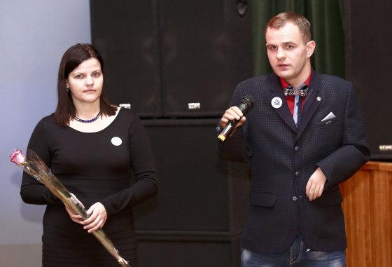 Luko Balandžio/Žmonės.lt nuotr./Martynas Girulis