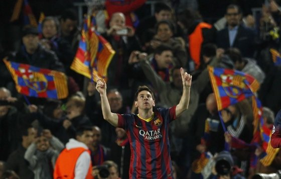 """Reuters""/""Scanpix"" nuotr./Lionelis Messi"