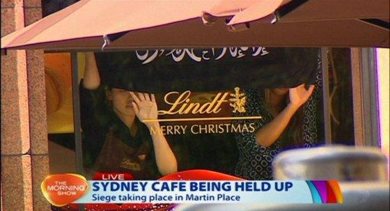 """""""Scanpix""""/AP nuotr./Įkaitų drama Sidnėjuje"""