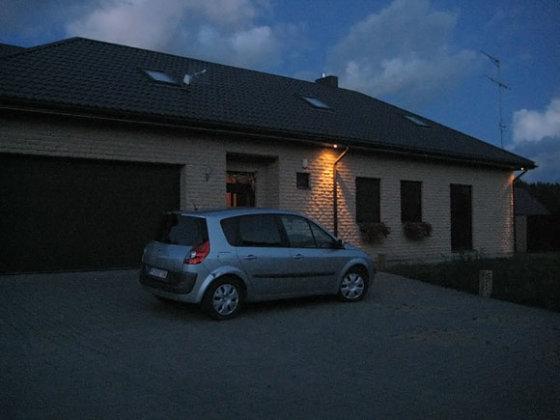 Aurelijos Kripaitės/15min.lt nuotr./Verslininko namas, kuriame įvyko tragedija