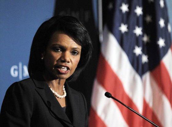 "AFP/""Scanpix"" nuotr./Condoleezza Rice"