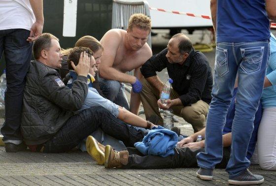 """Reuters""/""Scanpix"" nuotr./Nelaimė Nyderlanduose"