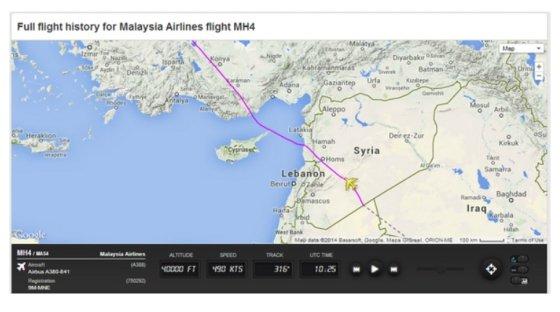 """""""Facebook"""" nuotr. /Malaizijos orlaivio (reisas MH-4) skrydžio istorija"""