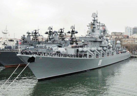 Wikipedia.com iliustr./CC 750 tipo Rusijos karinis laivas