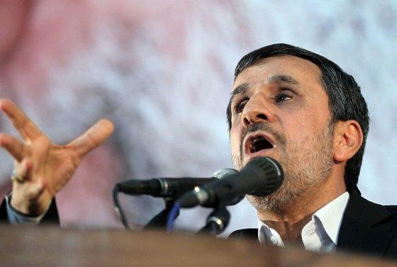 "AFP/""Scanpix"" nuotr./Mahmoudas Ahmadinejadas"