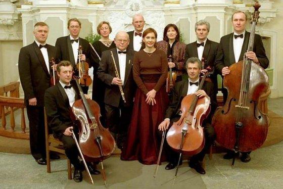 "Orkestro archyvo nuotr./Orkestras ""Musica Humana"""
