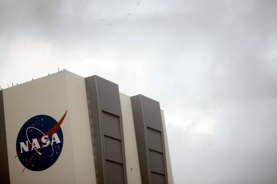 "AFP/""Scanpix"" nuotr./NASA"