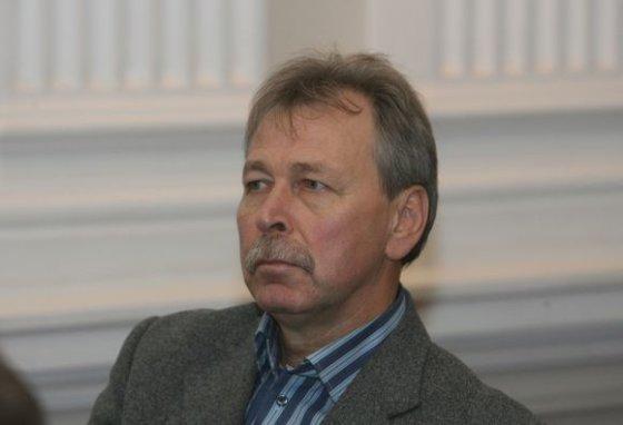Irmanto Gelūno/15min.lt nuotr./ Leonardas Karnila, buvęs Trakų rajono savivaldybės administracijos direktorius