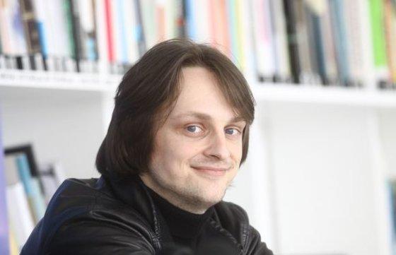 Irmanto Gelūno/15min.lt nuotr./Dainininkas Vytautas Vepštas