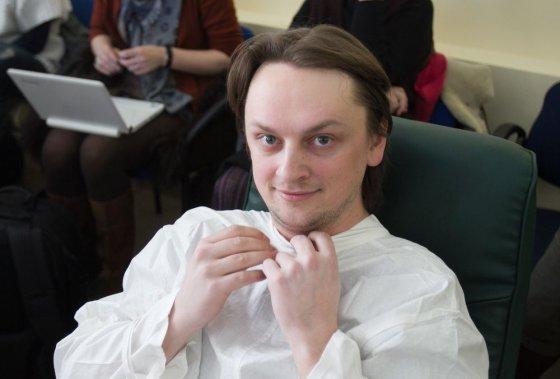 Irmanto Gelūno/15min.lt nuotr./Vagneris – Vytautas Vepštas (baritonas)