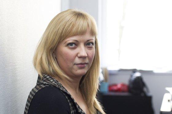 """Irmanto Gelūno/15min.lt nuotr./Diana Jasaitienė bendrovės """"Būsto švara"""" direktoriaus pavaduotoja"""