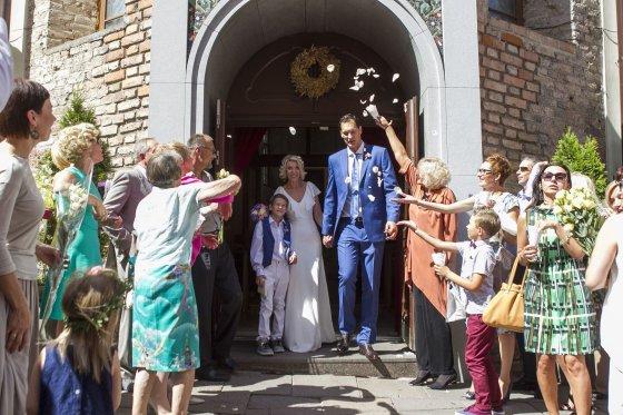 Irmanto Gelūno/15min.lt nuotr./Gretos Vaikutės ir Vytauto Kaikario vestuvės