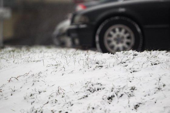 Irmanto Gelūno/15min.lt nuotr./Žiemiški orai vis labiau įsitvirtina.