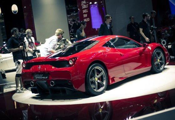 """""""Ferrari 458 Italia Speciale"""""""