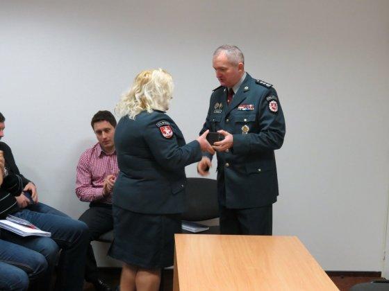 Vilniaus apskrities policijos nuotr./ Margarita Chilobokova
