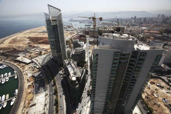 """Reuters""/""Scanpix"" nuotr./Intensyvios statybos Beirute"