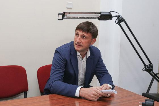 Juliaus Kalinsko/15min.lt nuotr./Teismo posėdyje