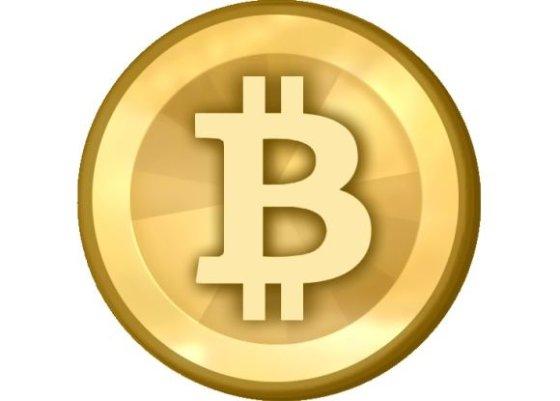 Bitcoin.org nuotr./Virtualios valiutos bitkoino logotipas