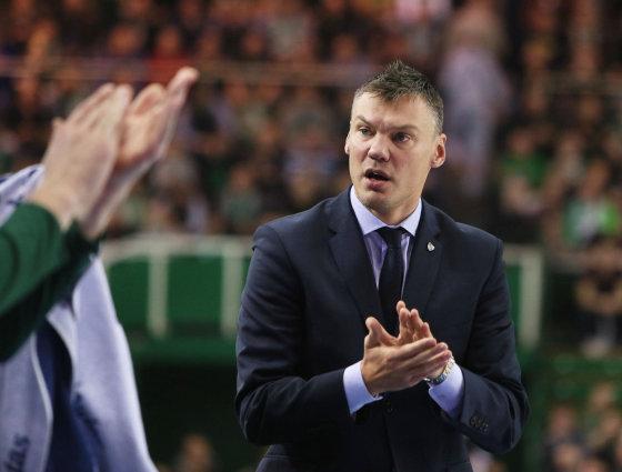 Eriko Ovčarenko/15min.lt nuotr./Šarūnas Jasikevičius