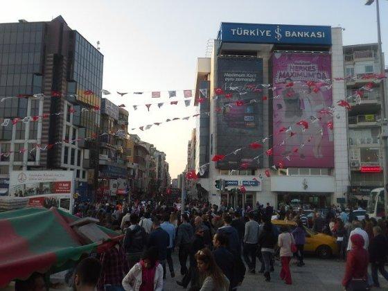 Karsiyaka – antras pagal populiacijos dydį rajonas Izmire.