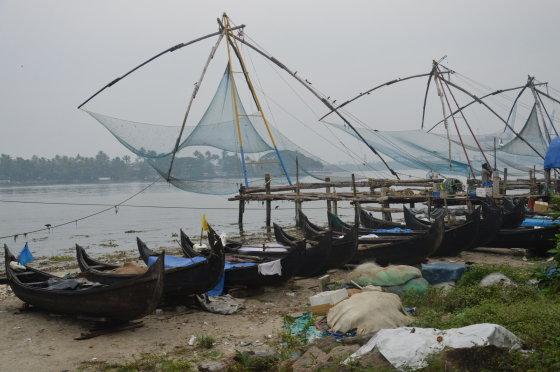 Kochis garsėja kaip žvejybinis miestas