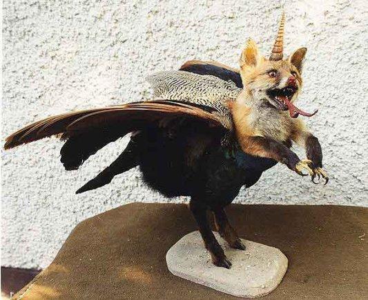 Suvenyras iš Bavarijos – mistiškas gyvūnas