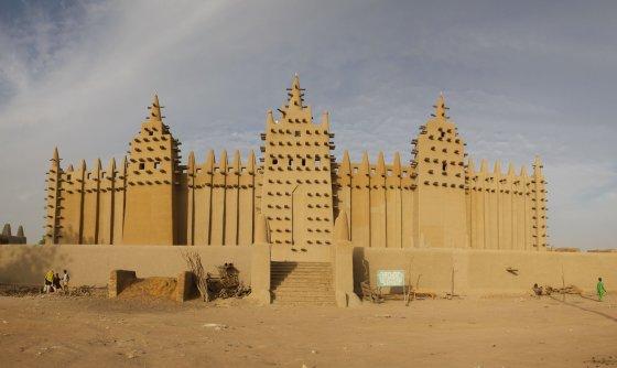 123rf.com nuotr./Didžioji Dženės mečetė, Malis