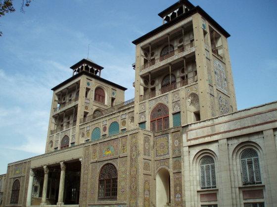 Golestano rūmai