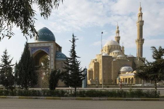 123rf.com nuotr./Jalil Khayat mečetė Erbilyje, Irake