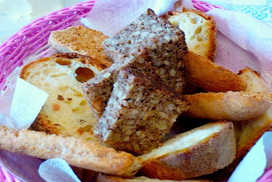 Lietuviška ir itališka duona