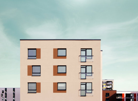 """Simo Lin nuotraukų ciklas """"Modern Cityscapes"""""""