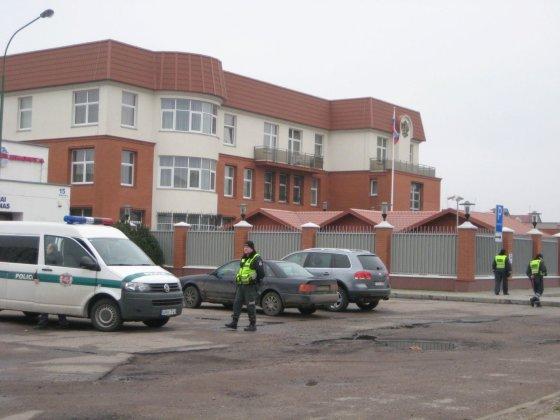 Aurelijos Kripaitės/15min.lt nuotr./Rusijos konsulatas Klaipėdoje