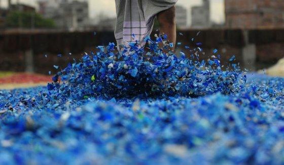 """AFP/""""Scanpix"""" nuotr./Plastikas"""