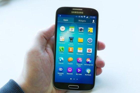 """Išmanusis telefonas """"Samsung Galaxy S4"""""""