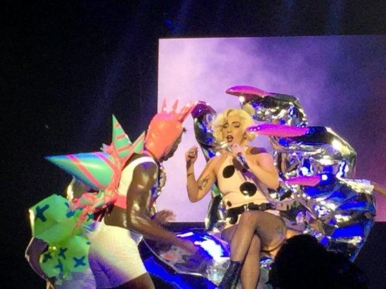 Asmeninio albumo nuotr./Lady Gagos koncertas