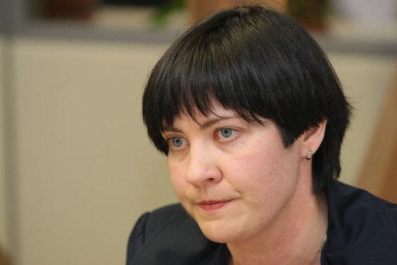Juliaus Kalinsko/15min.lt nuotr./Edita Žiobienė