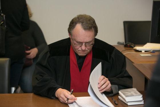 Juliaus Kalinsko/15min.lt nuotr./Sigitas Jankauskas