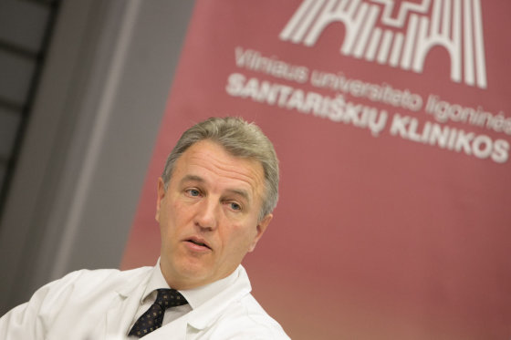 Juliaus Kalinsko/15min.lt nuotr./Kęstutis Strupas