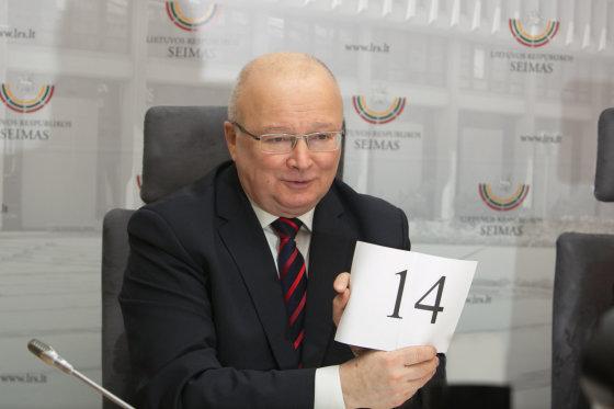 Juliaus Kalinsko/15min.lt nuotr./Zenonas Vaigauskas