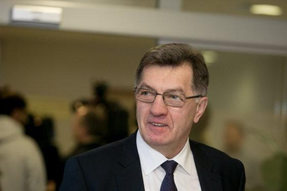Juliaus Kalinsko/15min.lt nuotr./Algirdas Butkevičius