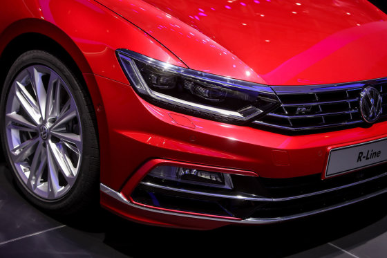Juliaus Kalinsko/15min.lt nuotr./Volkswagen Passat