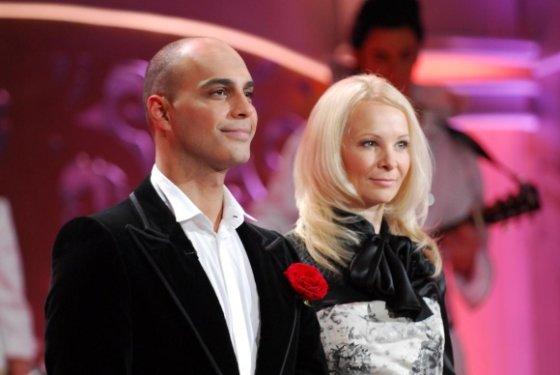 TV3 nuotr./Mundis su žmona Violeta