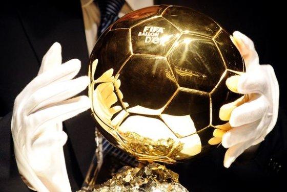 """Scanpix"" nuotr./FIFA ""Auksinis kamuolys"""