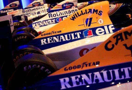 """Gamintojo nuotr./""""Renault Sport F1"""" ir """"AT&T Williams"""" atnaujina bendradarbiavimą"""