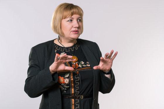 KTU archyvo nuotr./Audronė Veilentienė
